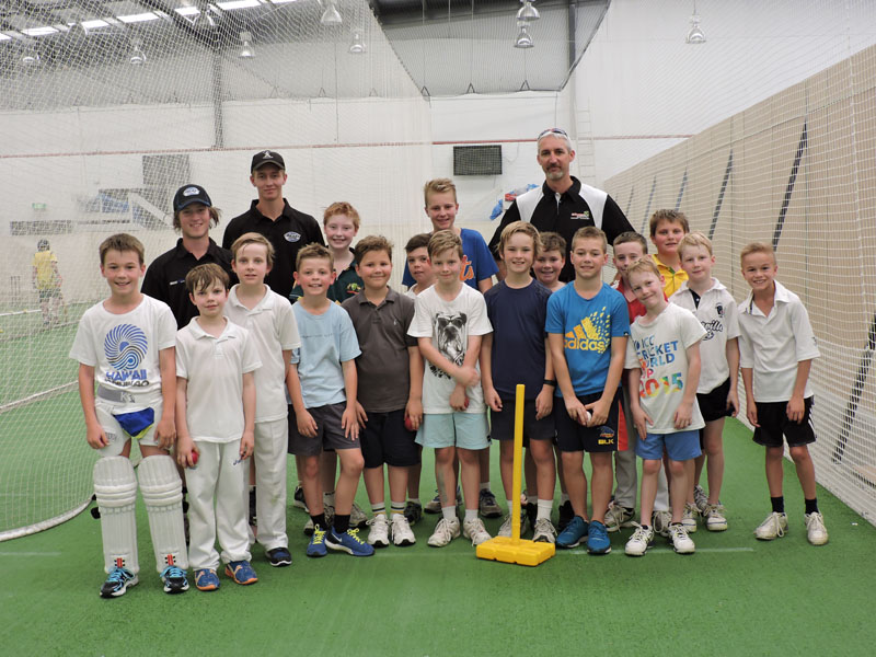 gillespie sports cricket coaching