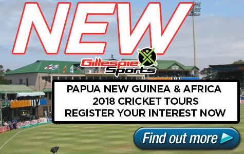 2018 Cricket Tours