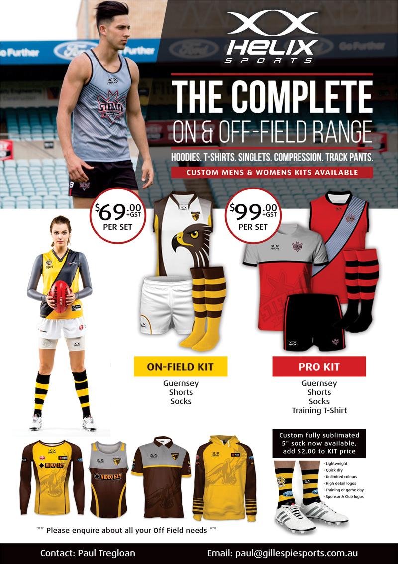 AFL Clothing Specials