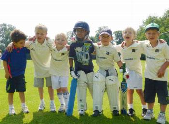 Under 10 Cricket Coaching Masterclass
