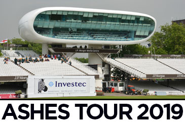 Upcoming Cricket Tours