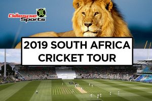 South Africa 2019 Cricket Tour