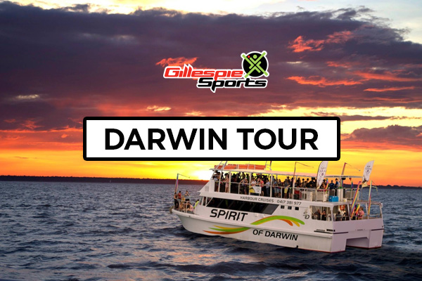 Darwin Tour by Gillespie Sports
