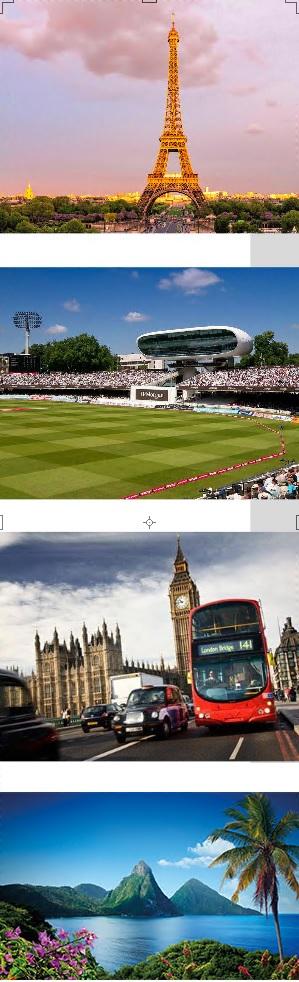 Gillespie Sports Cricket Tour