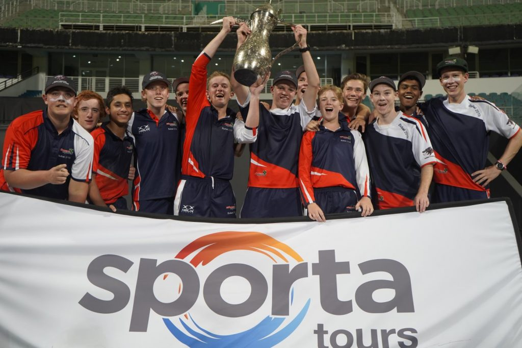 July 2021 Sunshine Coast Cricket Tour