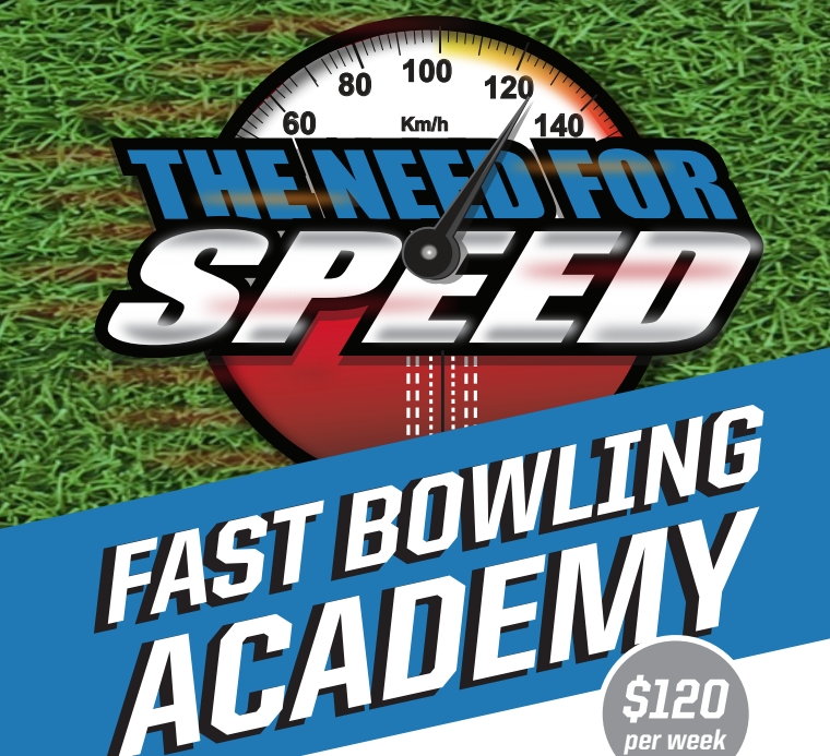 Gillespie Sports Fast Bowling Academy